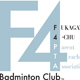 F4 Badminton Club